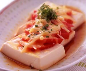 とろりチーズ豆腐